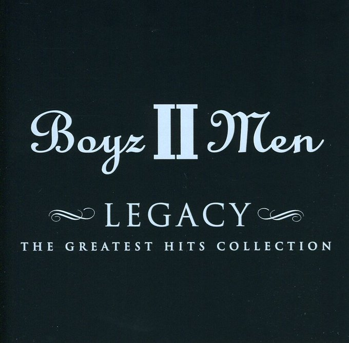Legacy-the Greatest Hits Collection