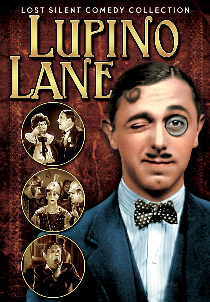 Lupino Lane Silent Comedy Collection, Volume 1
