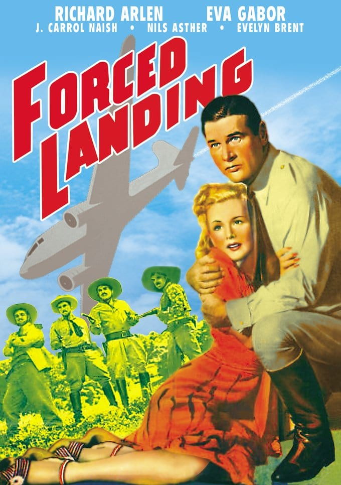 "Forced Landing - 11"" x 17"" Poster"