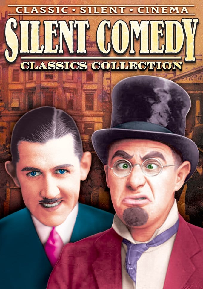 Silent Comedy Classics Collection (The Fraidy Cat