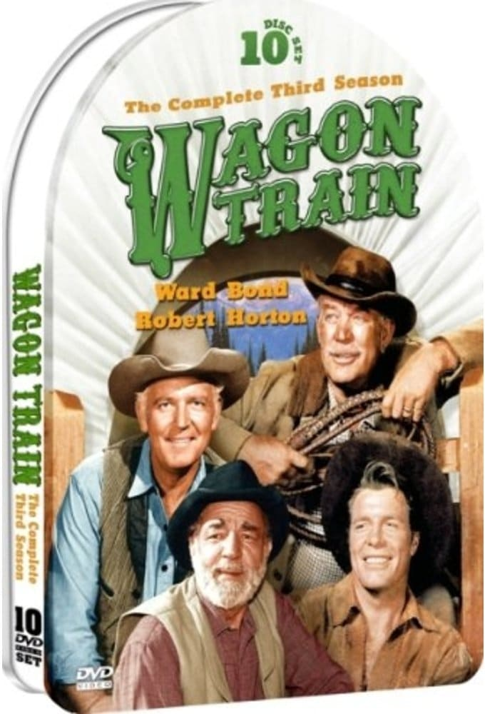 Wagon Train - Complete 3rd Season [Tin Case]