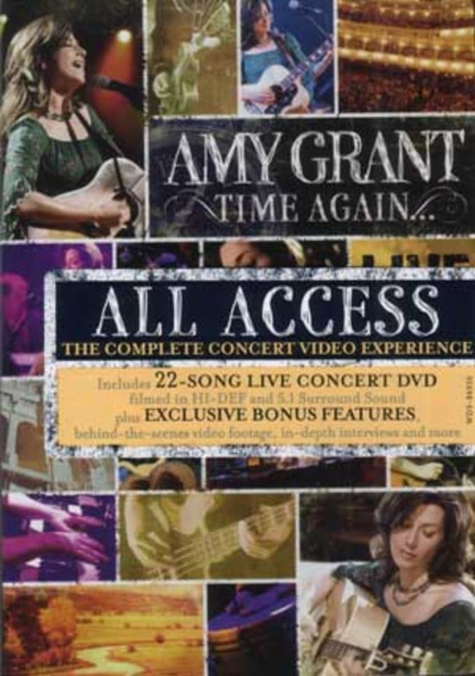 Time Again: Amy Grant Live All Access