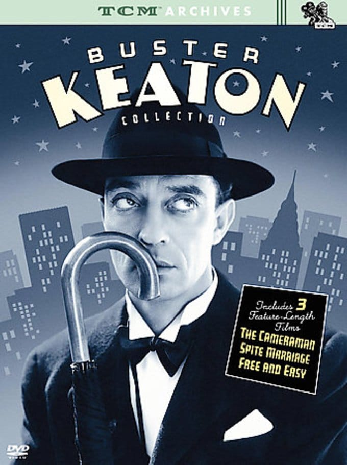TCM Archives - Buster Keaton Collection (The