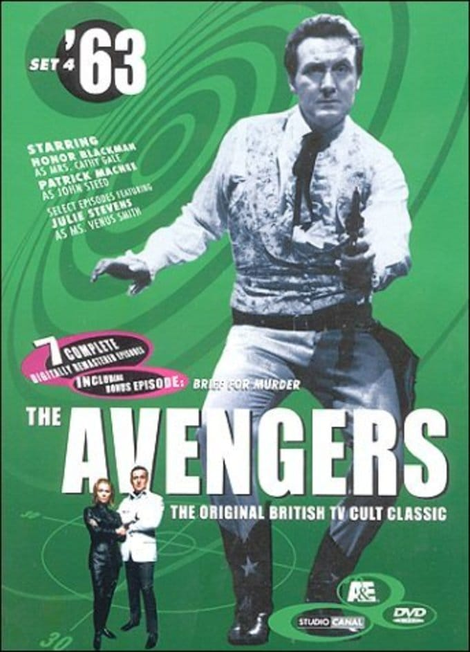 The Avengers - The '63 Collection: Set 4 (2-DVD)
