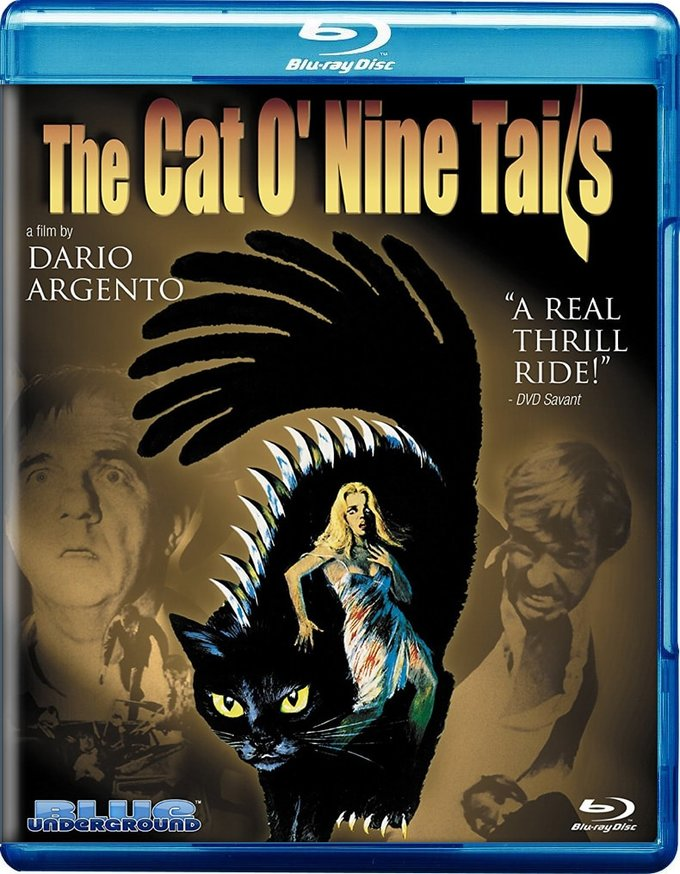 The Cat O' Nine Tails (Blu-ray)