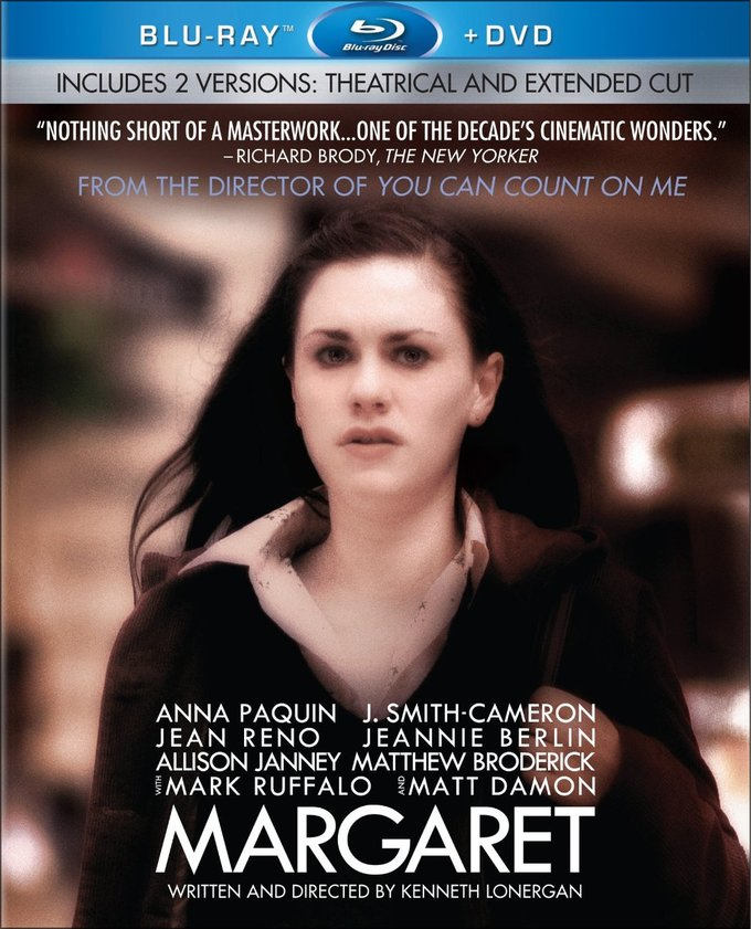 Margaret (Blu-ray + DVD)