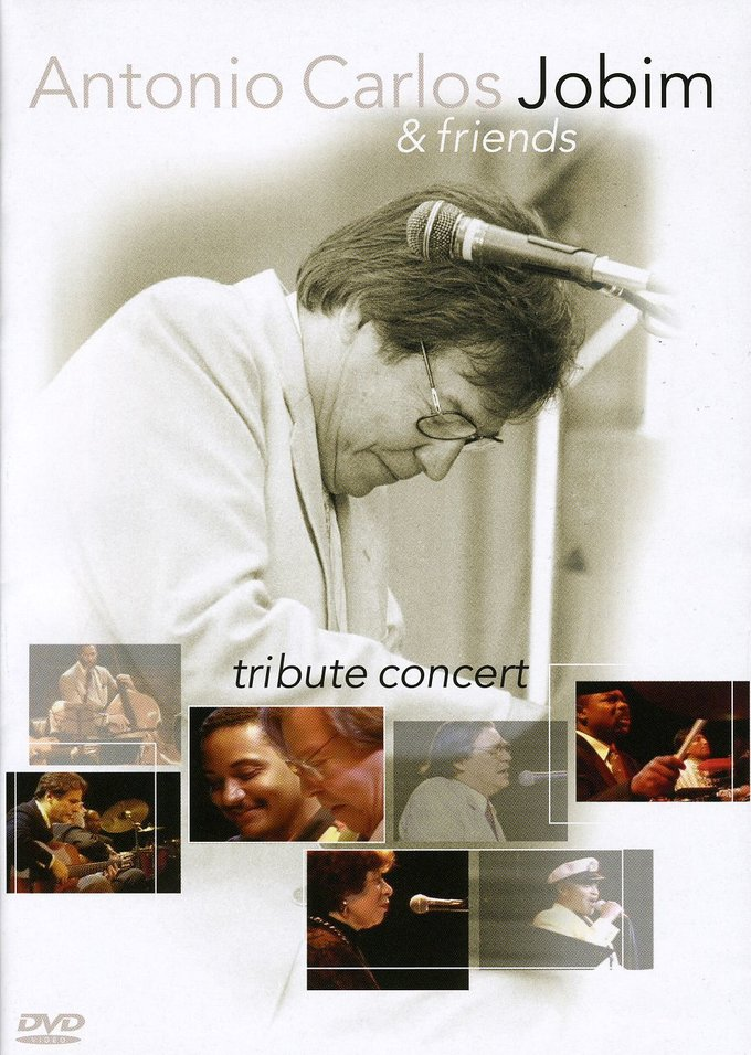 Antonio Carlos Jobim: An All-Star Tribute