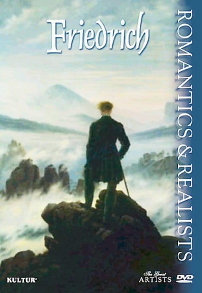Art - Romantics & Realists: Friedrich