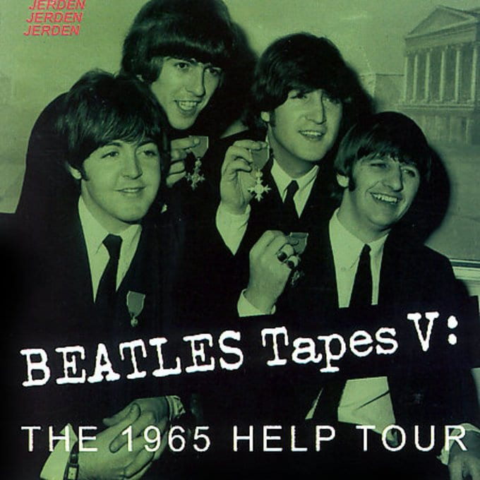 "Beatles Tapes, Volume 5: 1965 ""Help"" Tour"