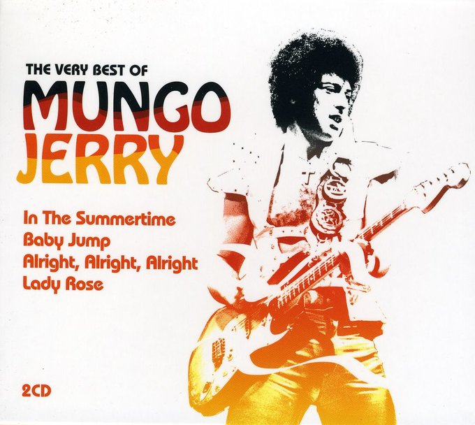 Very Best of Mungo Jerry [Metro Doubles] (2-CD)