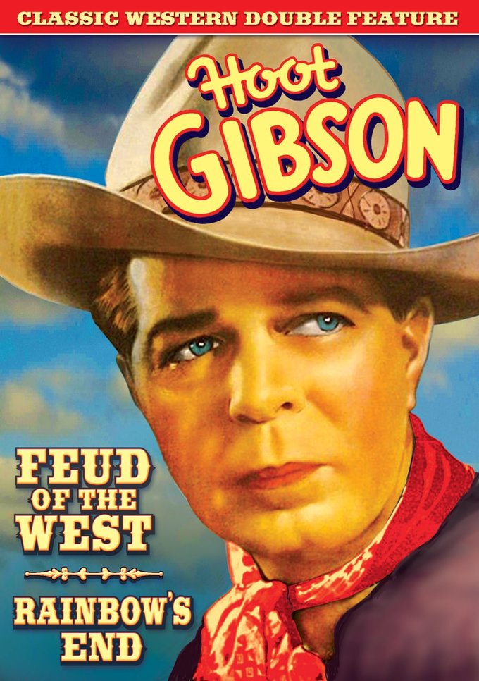 Hoot Gibson Double Feature: Feud of the West