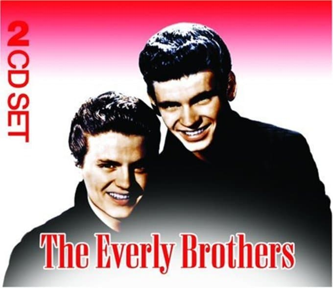 The Very Best of the Everly Brothers [Hallmark]