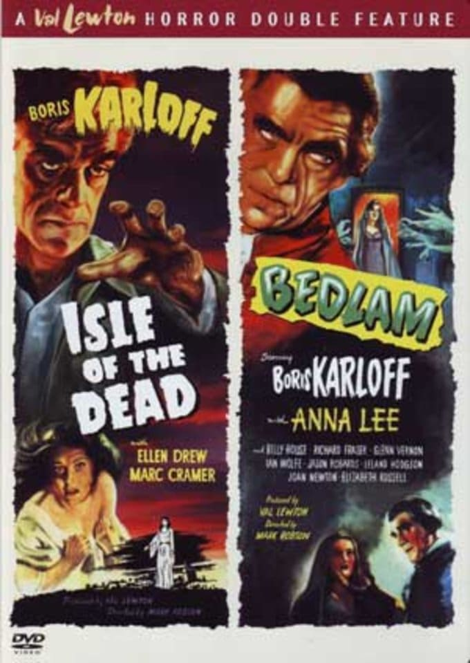 Val Lewton Horror Double Feature: Isle of the