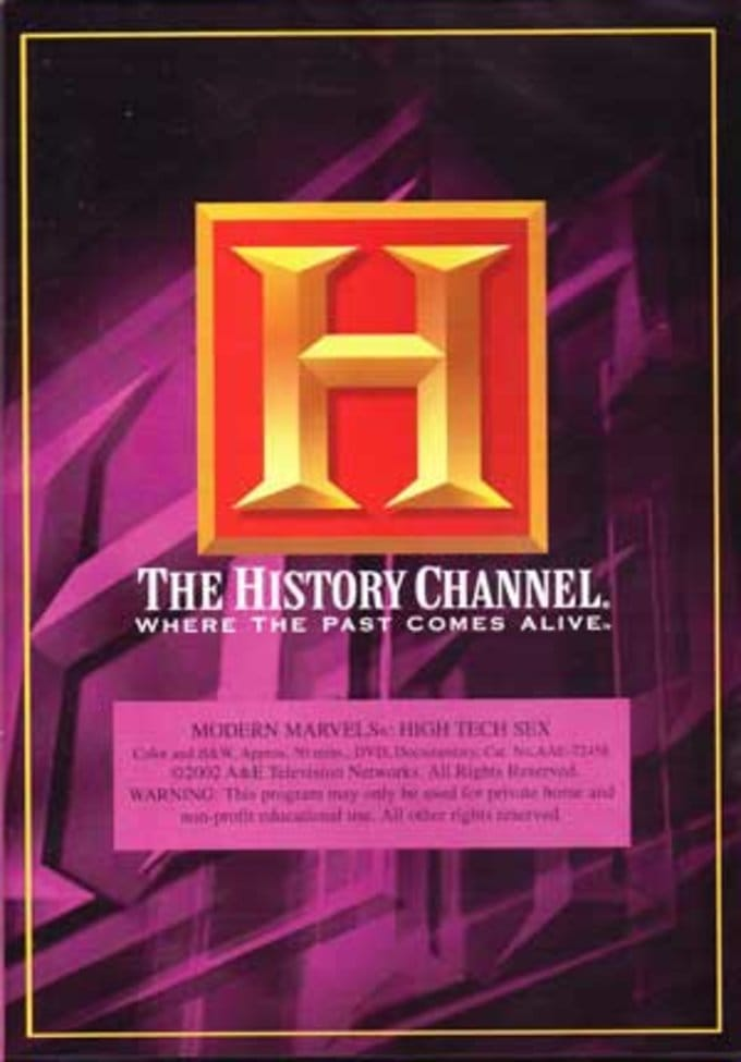 History Channel: Modern Marvels - High Tech Sex