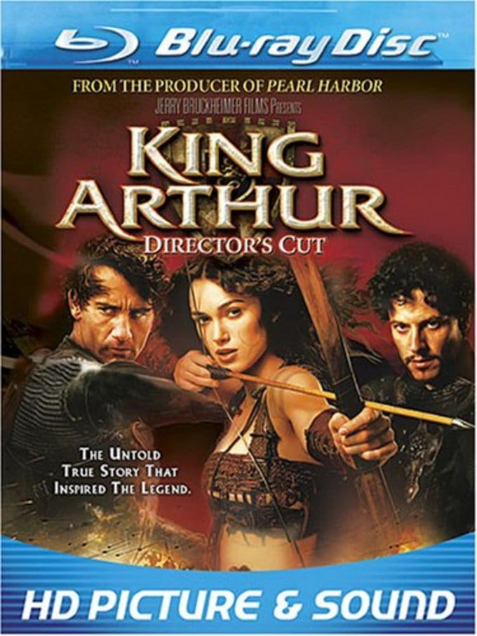 King Arthur (Blu-ray)
