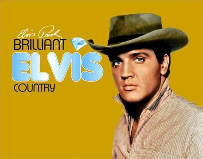 Brilliant Elvis: Country (2-CD)