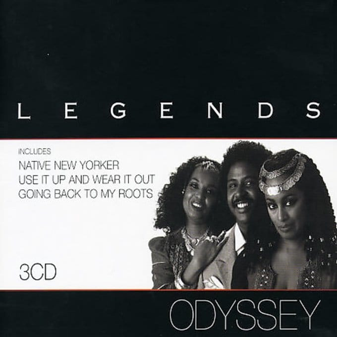 Legends (3-CD)