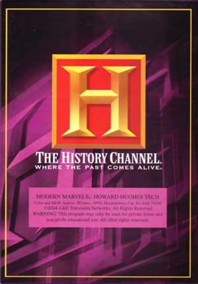 History Channel - Modern Marvels: Howard Hughes