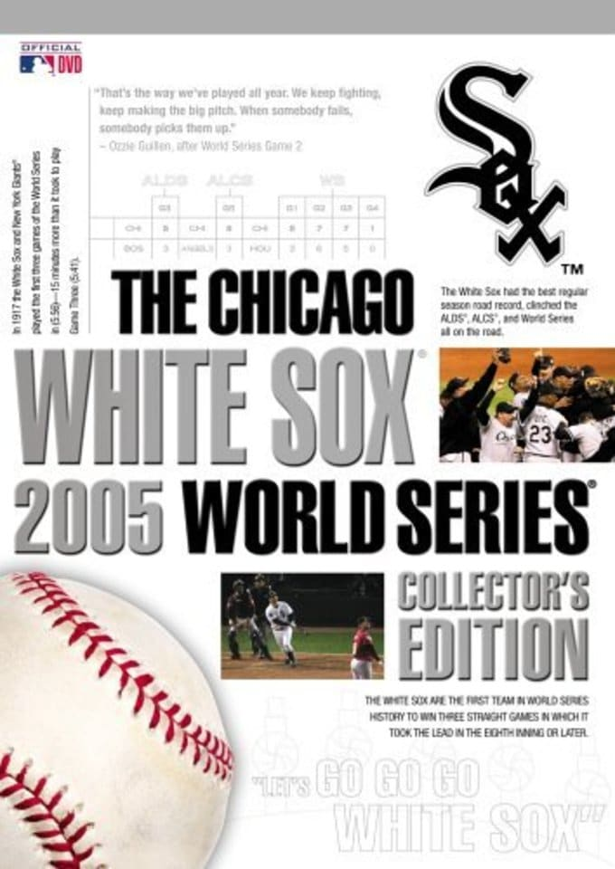 Chicago White Sox: 2005 World Series Collector's