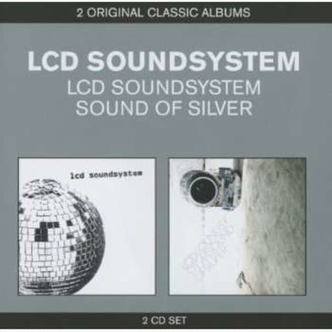 LCD Soundsystem / Sound of Silver (2-CD)