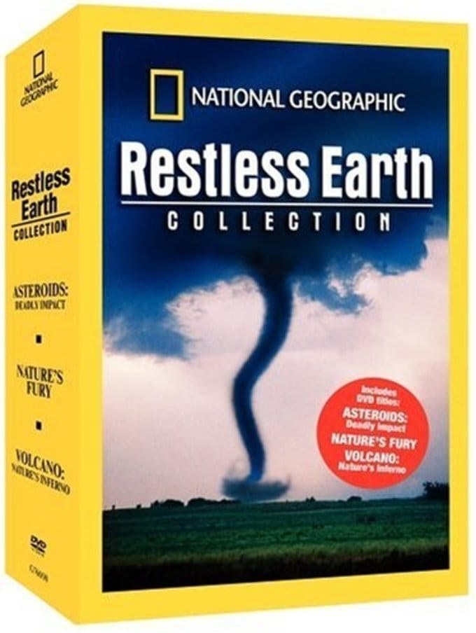 Restless Earth Collection (3-DVD)