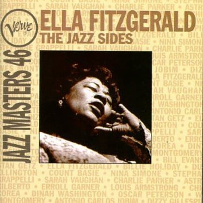The Jazz Sides: Verve Jazz Masters 46