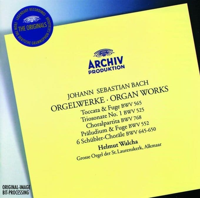 Bach, J.S.: Organ Works