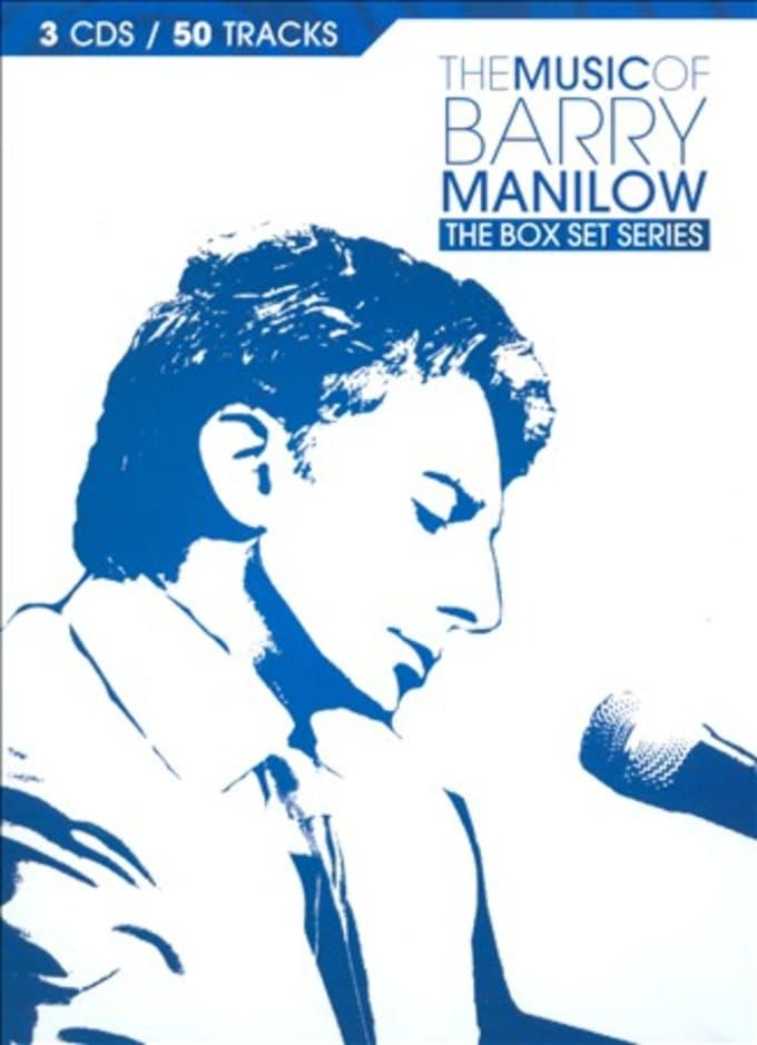 The Music of Barry Manilow (3-CD)