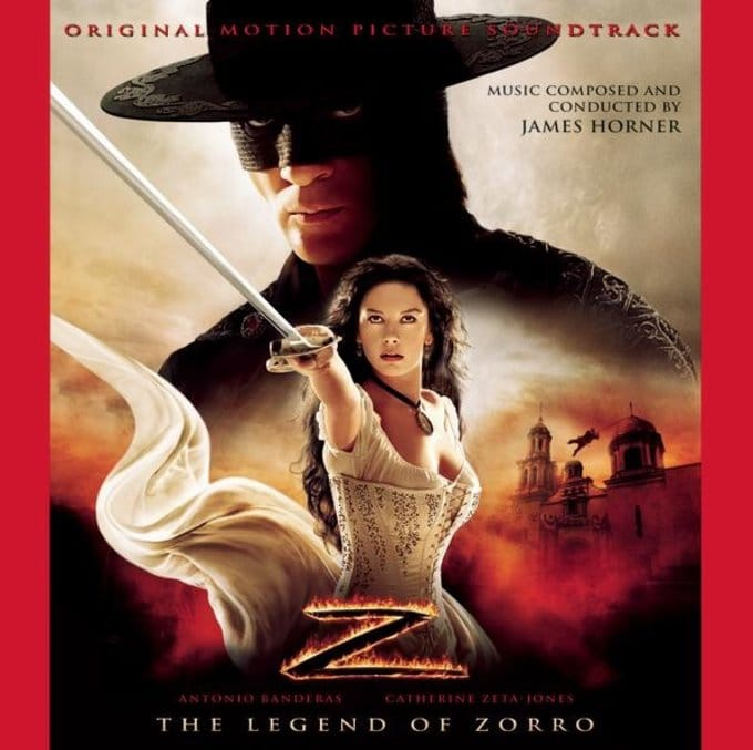 The Legend of Zorro [Original Motion Picture