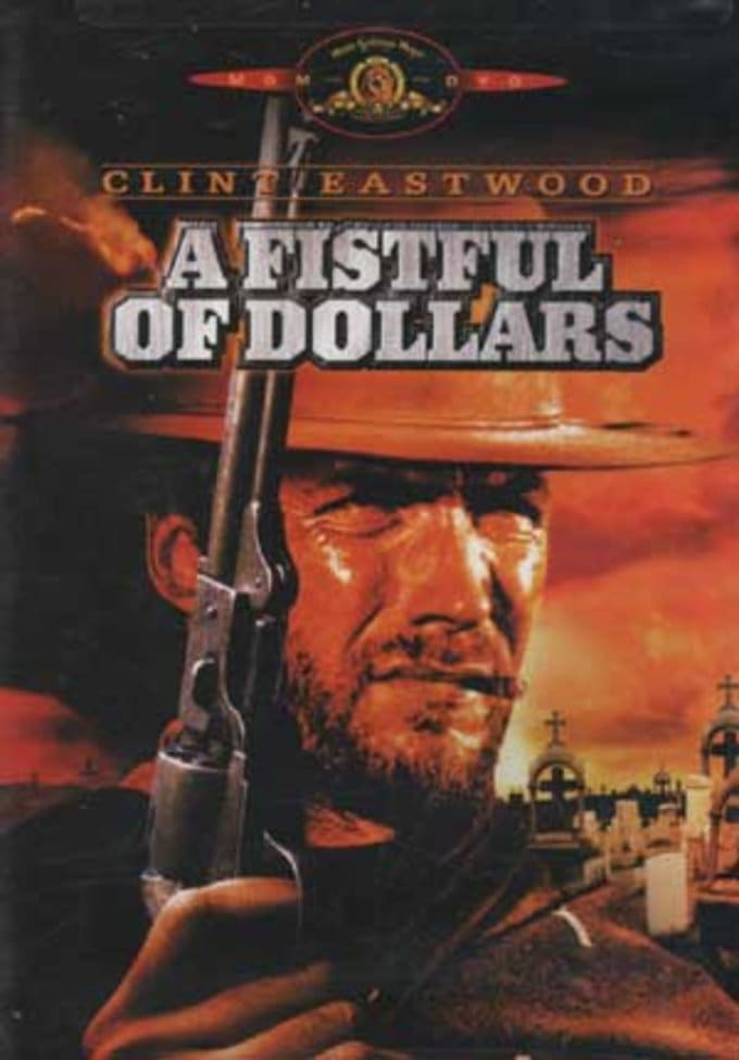Well possible! a fist full of dollars director