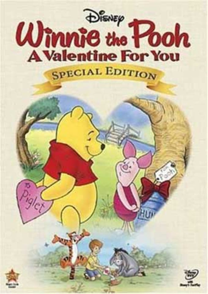 Winnie the Pooh - A Valentine for You (Special