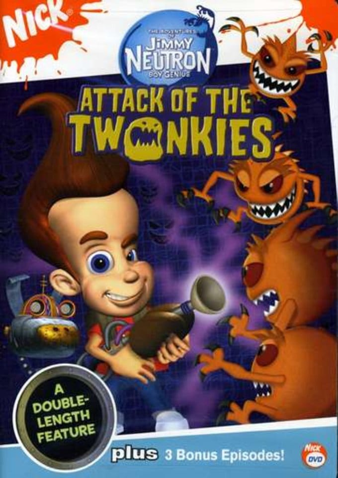 The Adventures of Jimmy Neutron, Boy Genius -