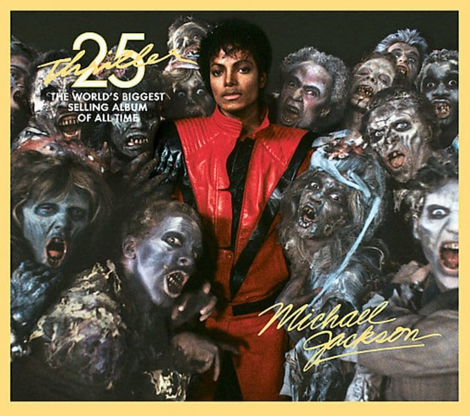 Thriller (25th Anniversary Edition/Zombie Cover)