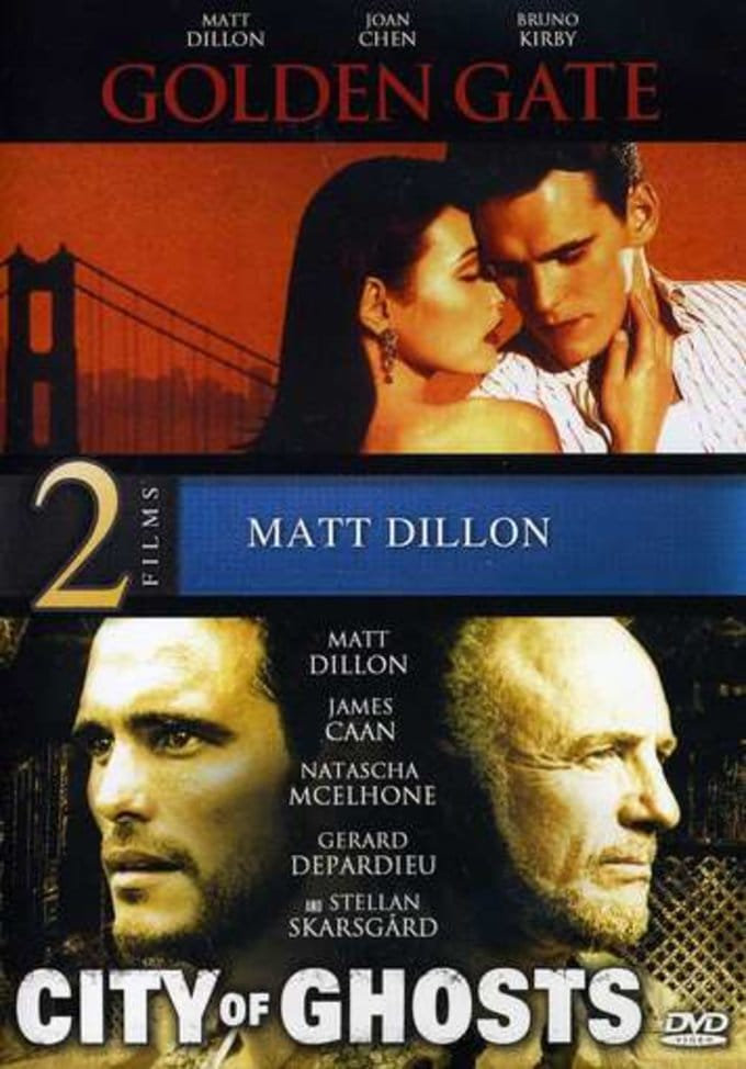 Golden Gate / City of Ghosts (2-DVD)
