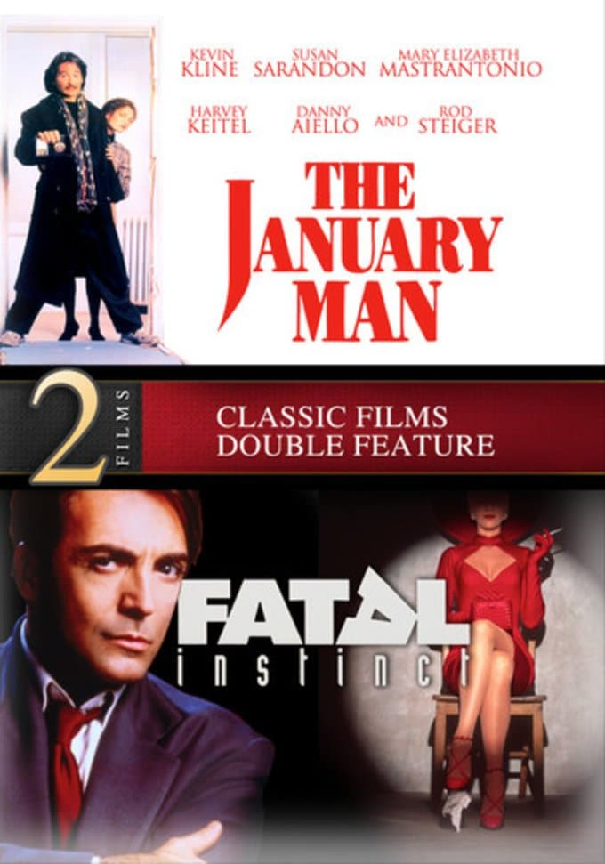 The January Man / Fatal Instinct (2-DVD)