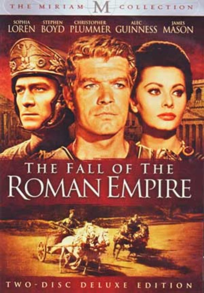 The Fall of the Roman Empire (2-DVD Deluxe