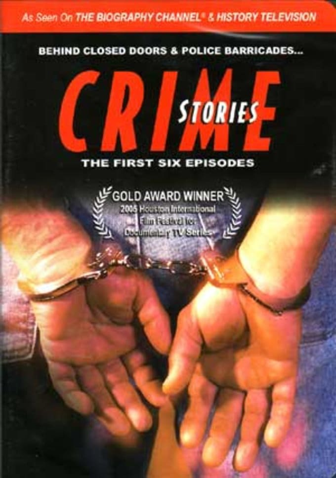 Crime Stories - First 6 Episodes (2-DVD)