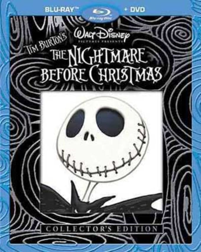 The Nightmare Before Christmas (Blu-ray + DVD)