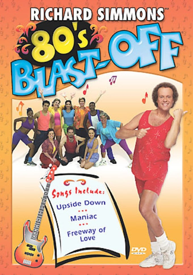 Richard Simmons: 80s Blast-Off