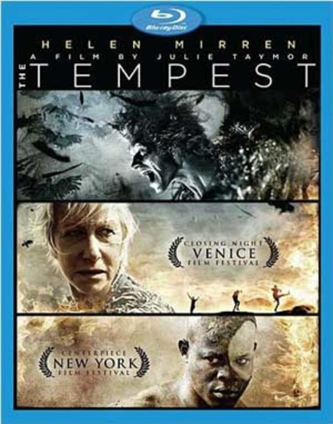 The Tempest (Blu-ray)