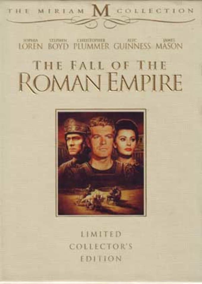 The Fall of the Roman Empire (Limited Collector's