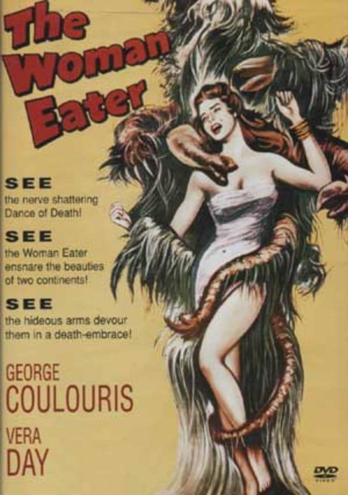 The Woman Eater (Widescreen)