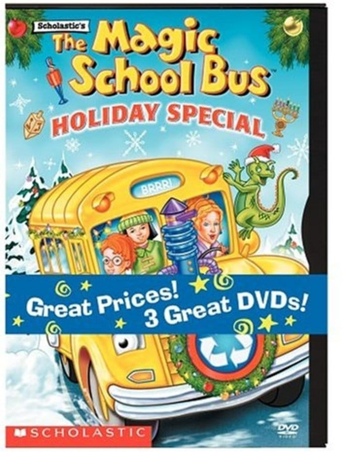 The Magic School Bus Collection (3-DVD)