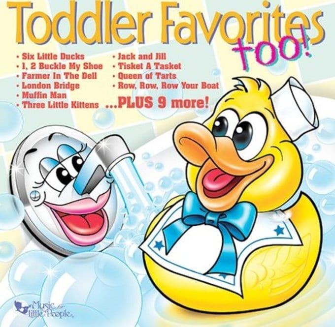 Toddler Favorites Too!