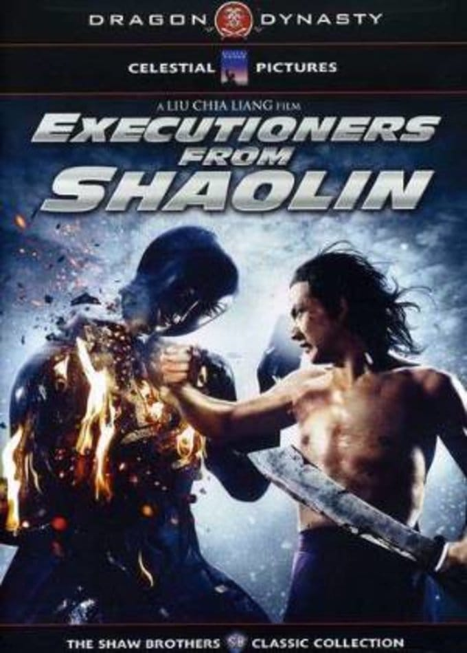Executioner from Shaolin