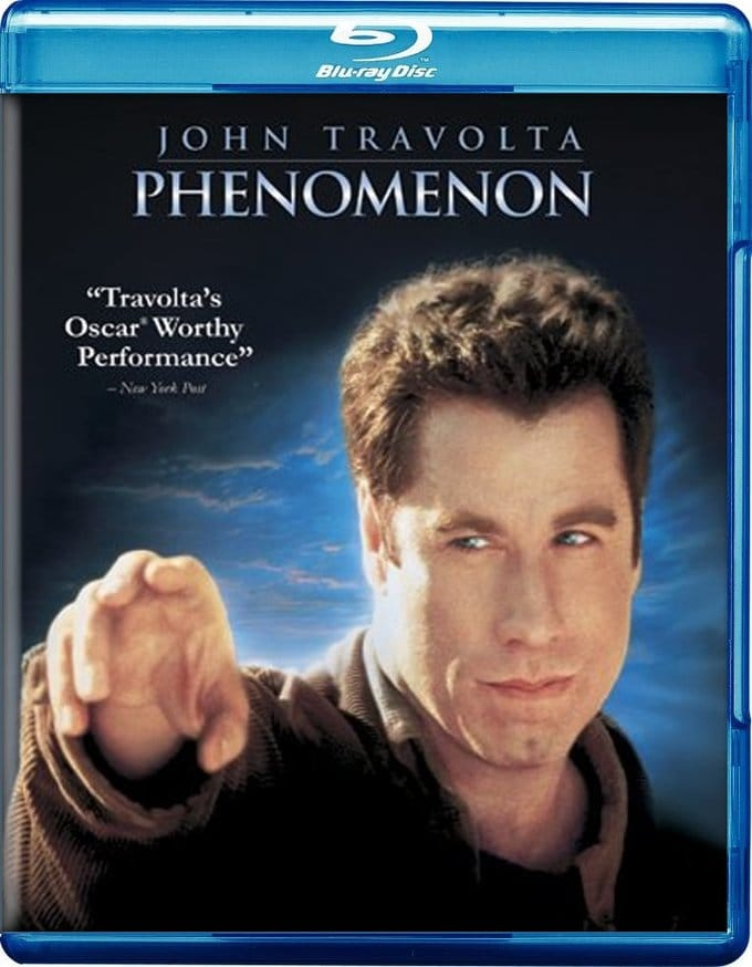 Phenomenon (Blu-ray)