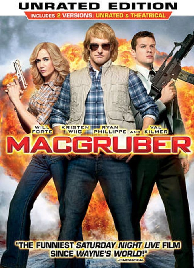 MacGruber (Unrated)