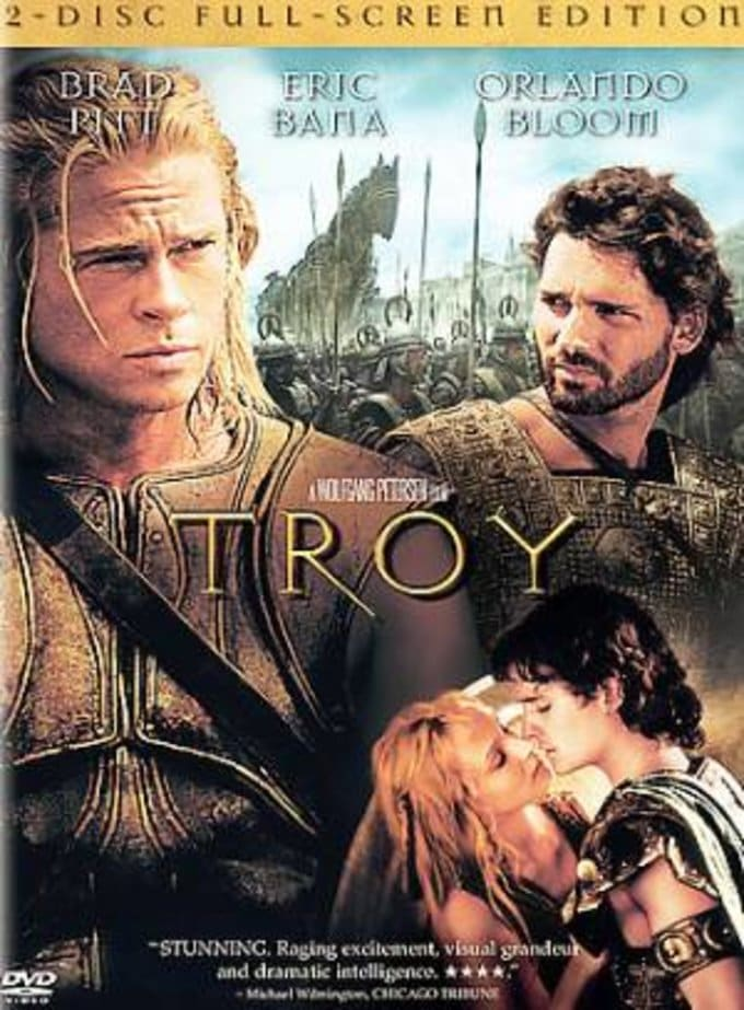 Troy (2-DVD, Full Frame)