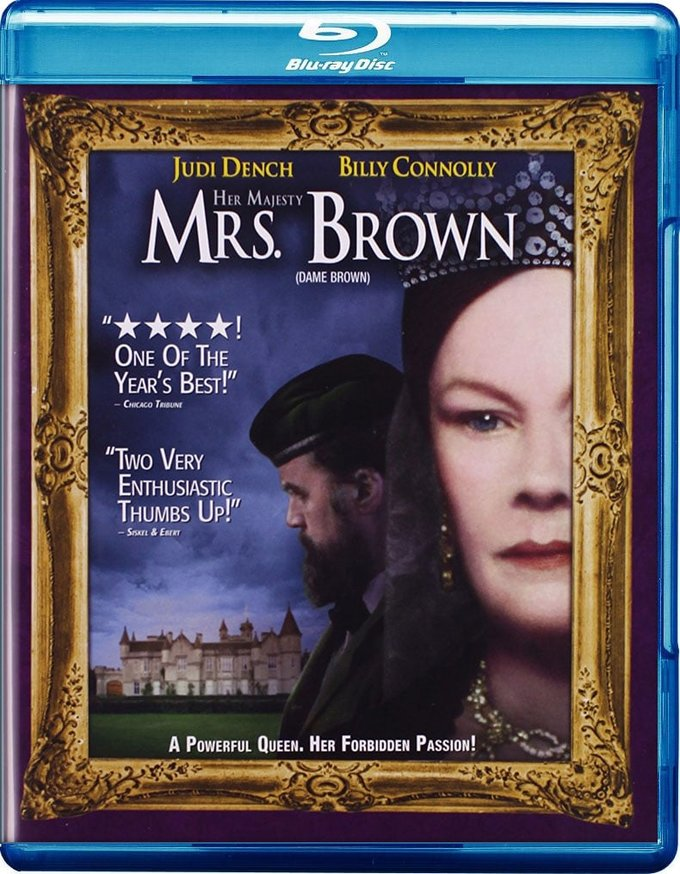 Mrs. Brown [Import] (Blu-ray)