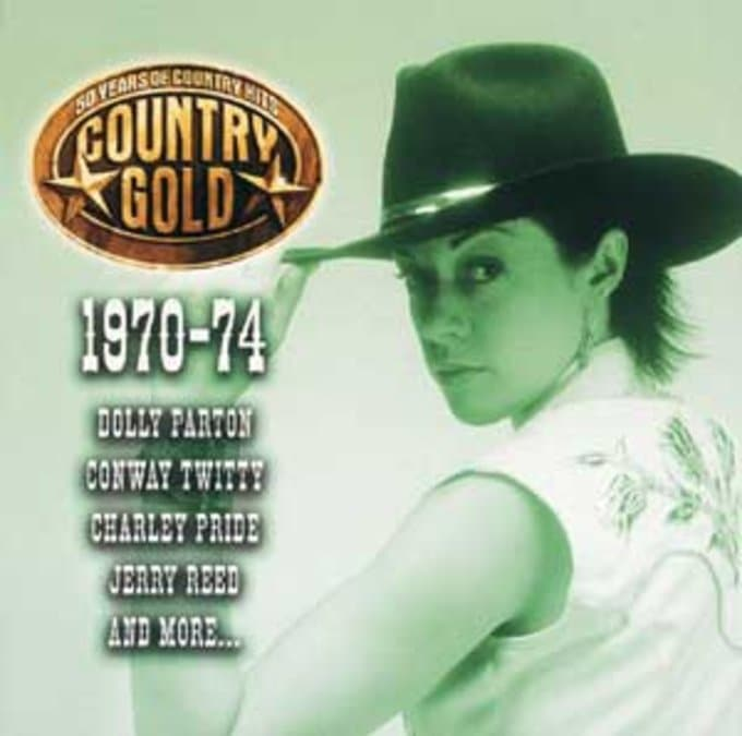 Country Gold 1970-1974